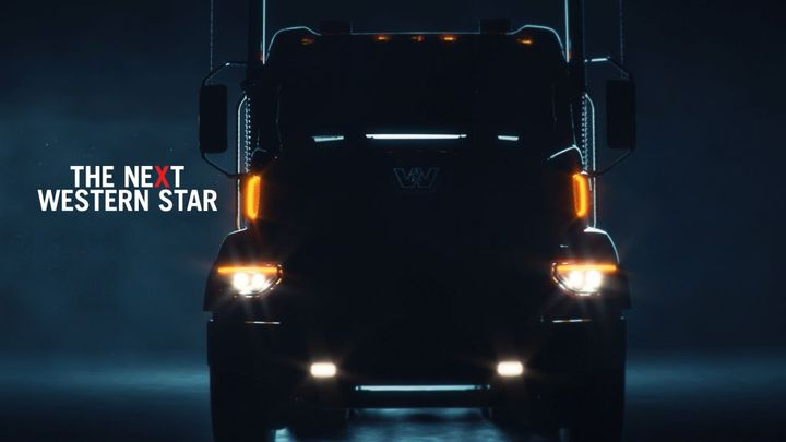 The world will get its first look at the all-new Western Star on Sept. 29, 2020. - Photo: Western Star