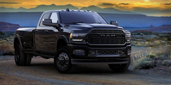 Ram 1500 and Heavy Duty Limited Black Edition trucks begin reaching dealerships late third...