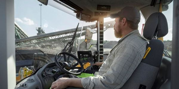 Load Assist apps are operated via the Volvo Co-Pilot — an in-cab display with a 10-inch,...