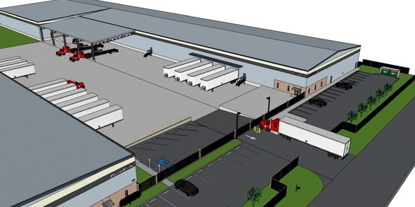 BendPak is building a new 70,000-square-foot warehouse next door to the 100,000-square-foot...