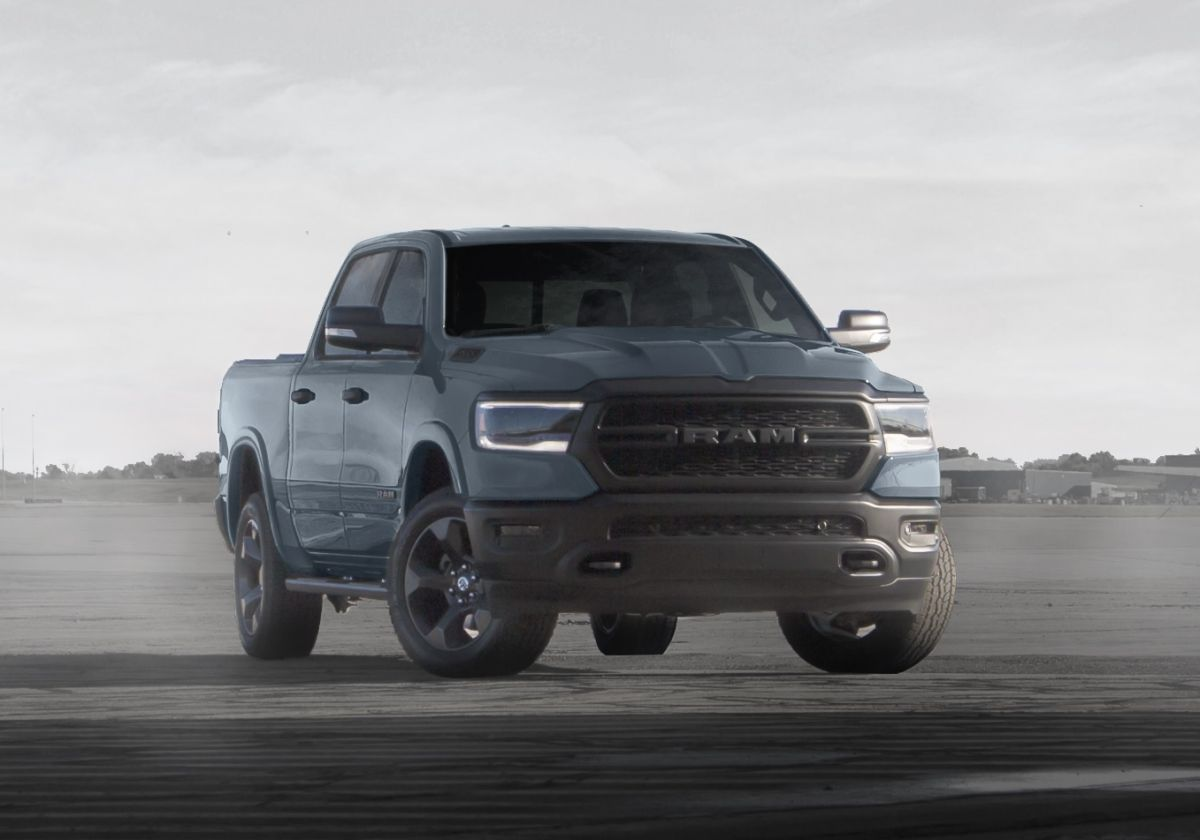 Ram Launches Third Phase of 'Built to Serve' Trucks
