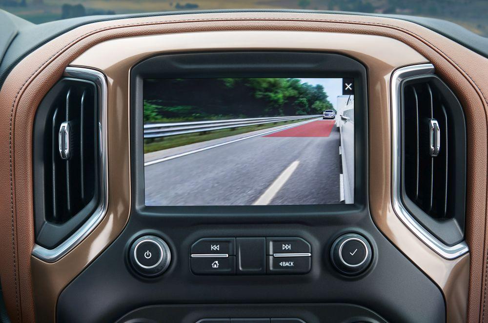 2021 Chevrolet Silverado Gets Trailering Updates