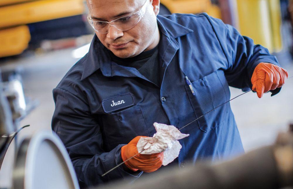 PERC Highlights Maintenance Advantages of Propane Autogas