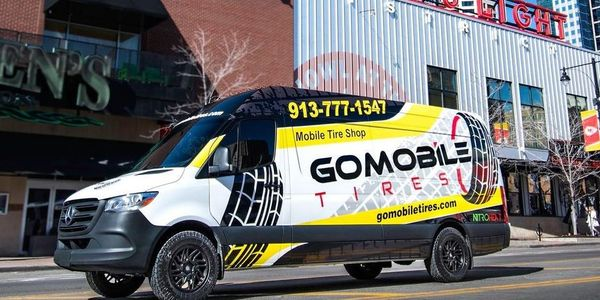GoMobile Tire is expanding its mobile tire service operations with 50 new vans.