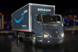 Lion Electric to Deliver All-Electric Trucks to Amazon