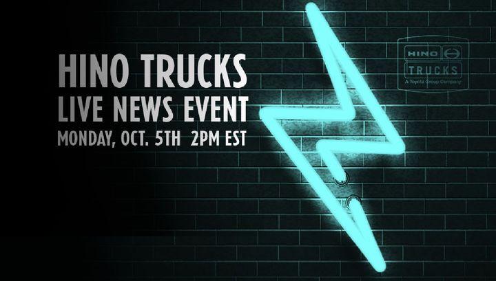 - Image: Hino Trucks