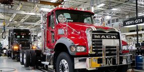 Mack Trucks Completes Lehigh Valley Renovation