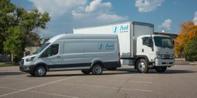 Fluid Truck Orders 600 Lightning Electric Trucks & Vans