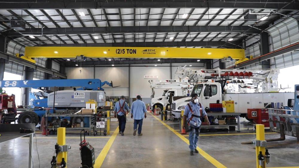 Terex Opens New Texas Service Center