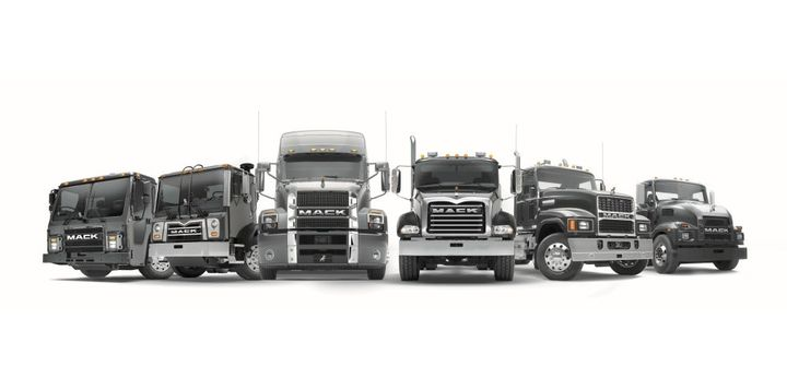 Mack Trucks' Sourcewell contract 060920-MAK is open now and available to Sourcewell members. - Photo: Mack Trucks