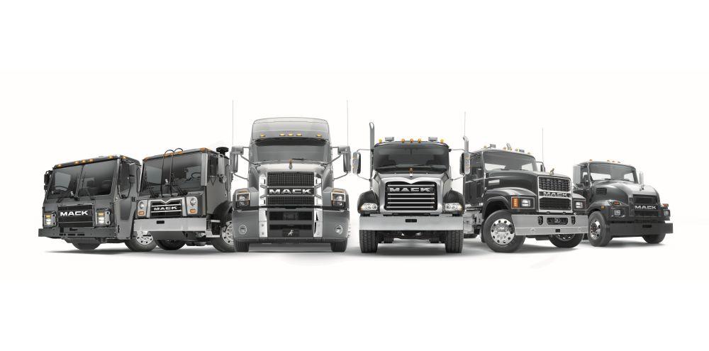Mack Trucks Awarded Sourcewell Contract