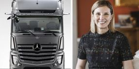 Mercedes-Benz Trucks Gets New Management
