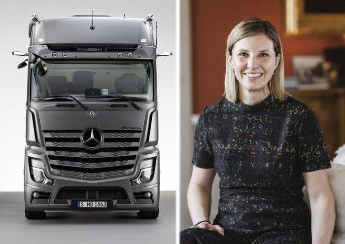 Mercedes-Benz Trucks Gets New Management