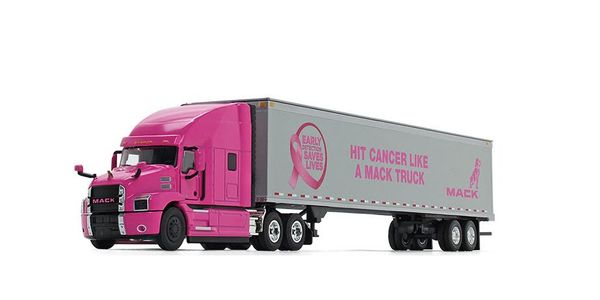 Mack made an initial donation of $10,000 to NBCF, and will contribute up to $25,000 more over...