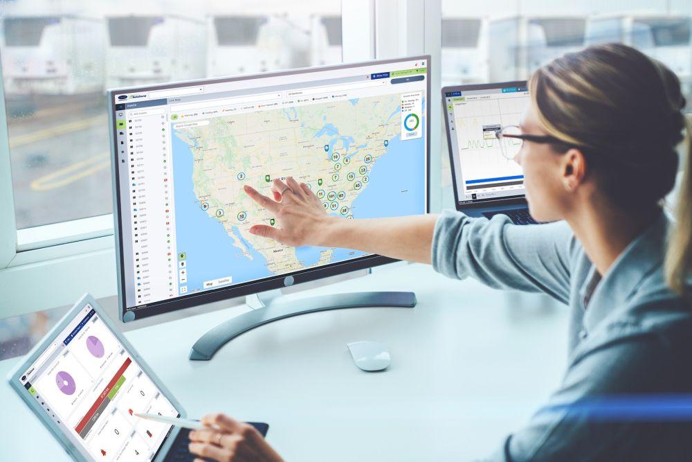Carrier Transicold Enhances eSolutions Platform