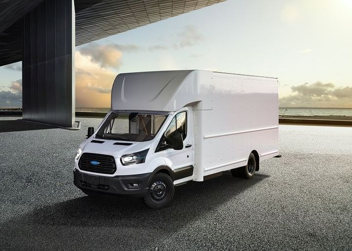 Utilimaster has expanded their product portfolio to include this Class 2 purpose-built walk-in van to meet the rapidly growing global e-commerce and delivery demand. - Photo: Shyft Group