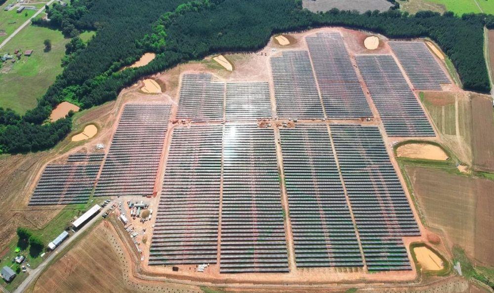CS Energy, Danville Utilities Launch Solar Project in Virginia