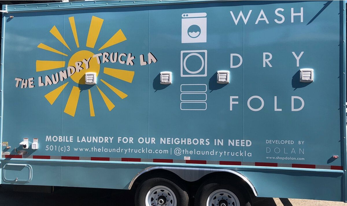 SoCalGas Partners with The Laundry Truck LA