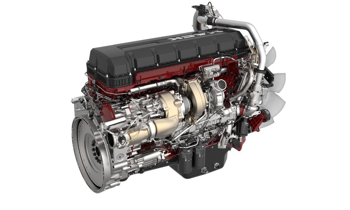 Next-Gen Mack Engine More Fuel Efficient