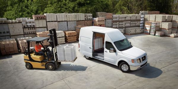The Nissan NV Cargo provides body-on-frame construction across the entire lineup, including with...