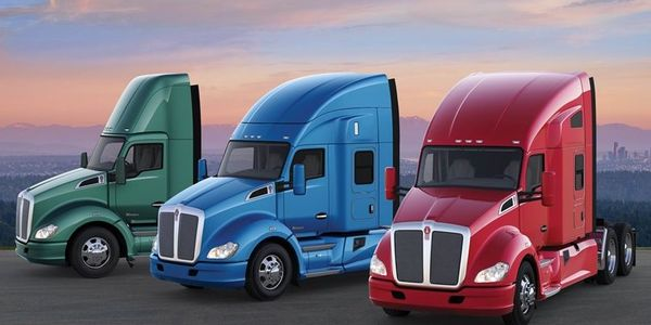 The T680 is available with 52-inch and 76-inch mid-roof sleepers, along with the company's...