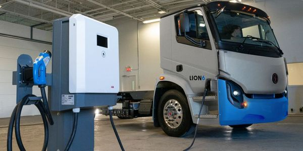 Lion's heavy-duty zero-emission trucks are available in a variety of configurations, including...