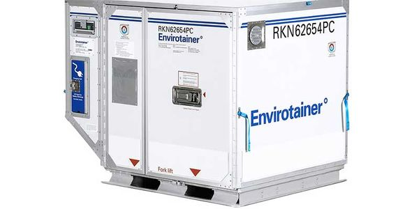 The active containers were designed for the exacting requirements of the pharmaceutical industry.