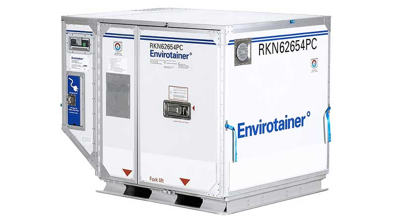 Thermo King & Envirotainer Ready to Transport COVID-19 Vaccine