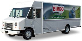 Bimbo Bakeries Orders More Electric Trucks from Motiv