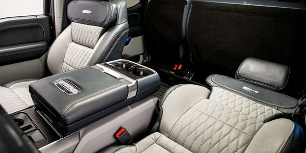 To develop the all-new Max Recline Seats available on the all-new F-150, Ford spent months...