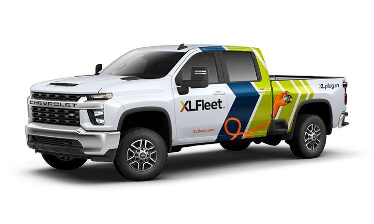 XL Fleet Expands XLP To Chevy & GMC Trucks