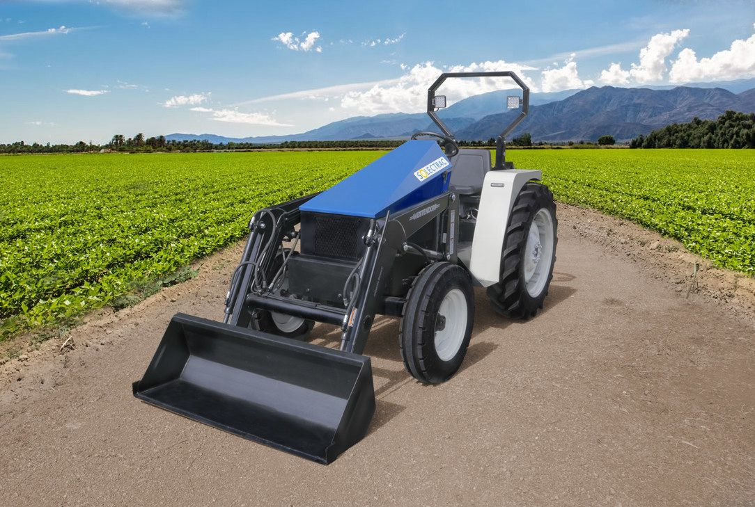 Ideanomics Increases Stake in e-Tractor Company Solectrac