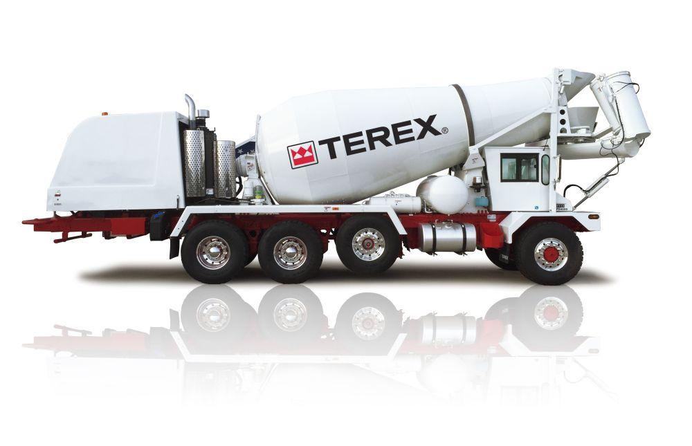 Meritor to Supply Axles for Terex Advance Mixer