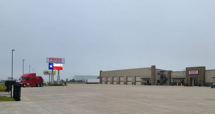 Located in Dallas, Texas this marks Pride Group's 12th location in North America and will serve as its rental and leasing Supercenter. - Photo: Pride Group Enterprises