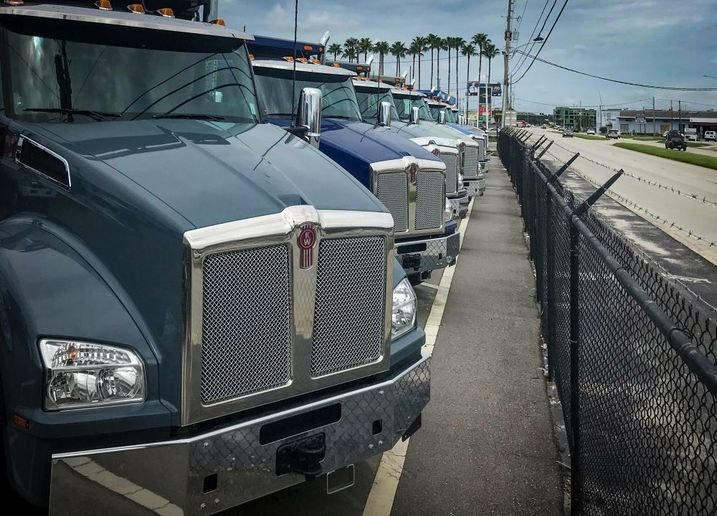 The three dealerships now operate as Orlando Florida Kenworth, Tampa Florida Kenworth, and Lakeland Florida Kenworth as a part of CSM Companies. - Photo: Kenworth