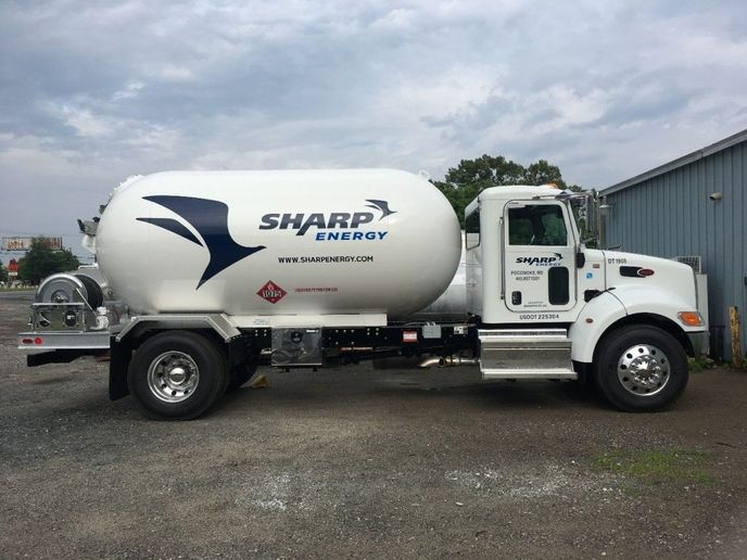 Sharp Energy is one of the largest propane gas suppliers in the Mid-Atlantic Region. - Photo: Sharp Energy