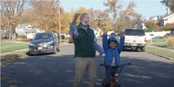 The heartfelt holiday video highlights the simple, yet ebullient tradition of the trucker's...