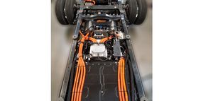 Motiv Power Systems Debuts Fifth-Gen Medium-Duty Electric Chassis