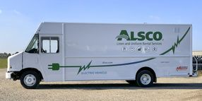 Alsco Electrifies Fleet with Motiv