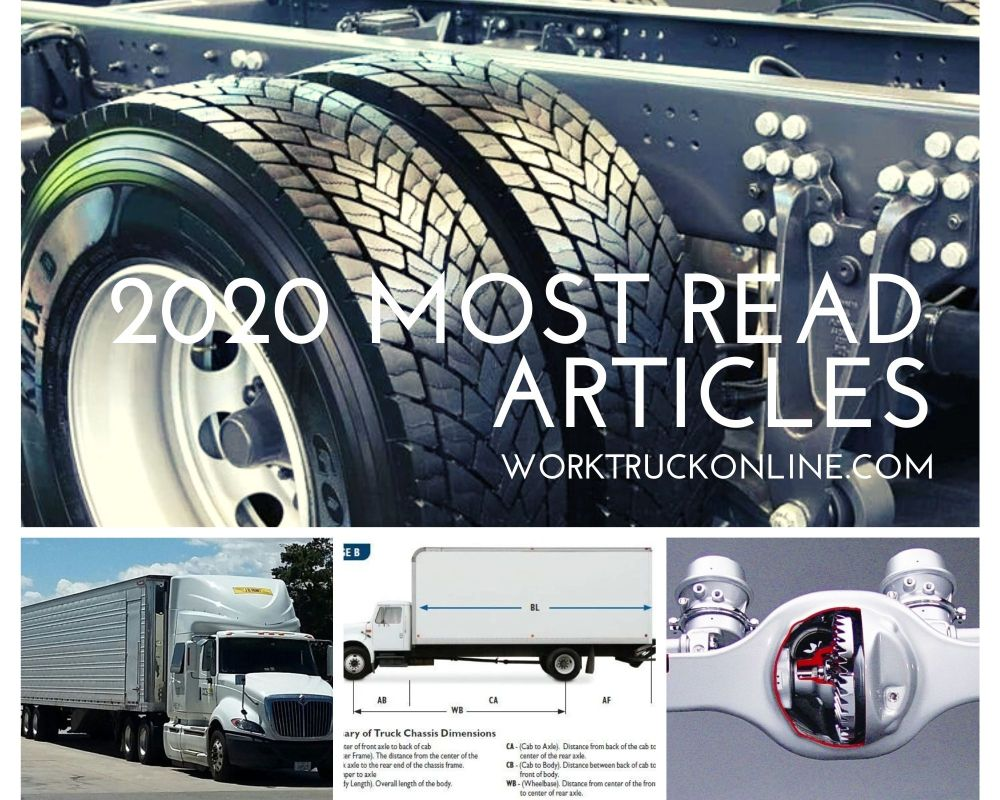 Work Truck's Most Read Articles in 2020