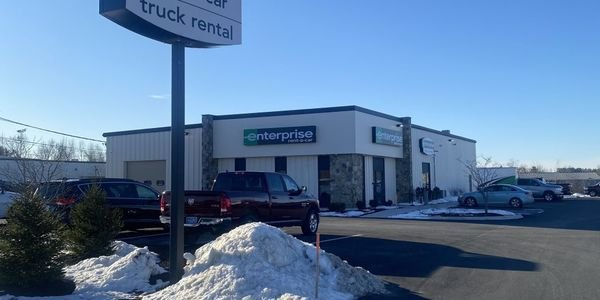 Enterprise Truck Rental now has two locations in Maine.