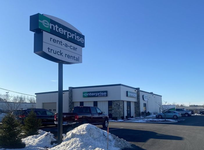 Enterprise Truck Rental now has two locations in Maine. - Photo: Enterprise Truck Rental