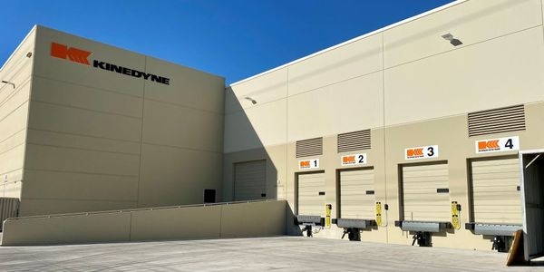 Kinedyne has relocated its West Coast distribution hub from Nevada to California as of January 2021.
