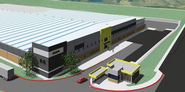 pon completion, Maxon will have over 800,000 total square feet of liftgate manufacturing space...