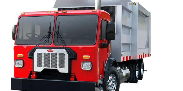 The Peterbilt Model 520 is among the vehicles recalled for steering column concerns.