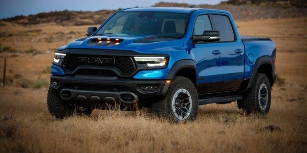 The Ram 1500 TRX VIN #001 being auctioned at Barrett-Jackson Scottsdale is one of 702 Ram 1500...