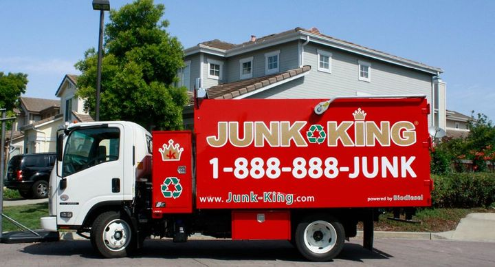 Junk King has a large fleet of vehicles across the United States and Canada that require high levels of safety, vehicle uptime, and operational efficiency. - Photo: Junk King
