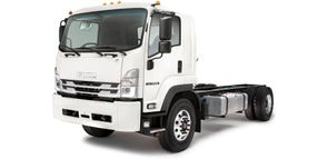 Isuzu Updates F-Series for 2022, Adds Class 7 Model