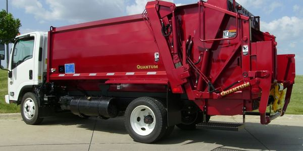 The two companies have committed to developing and launching a battery electric refuse vehicle...