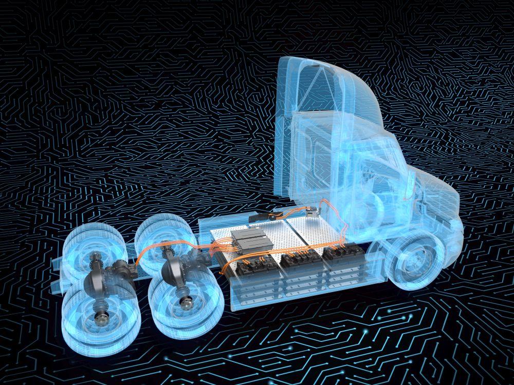 Detroit ePowertrain to Power Freightliner Electric Trucks